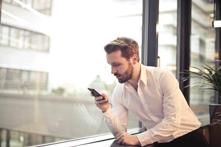 nagyobb arányú mobil használat