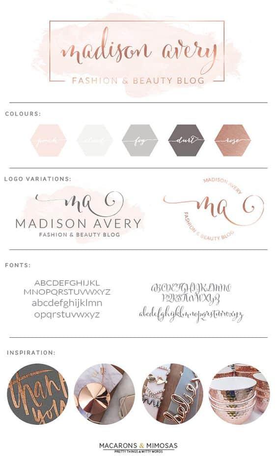 design brandboard