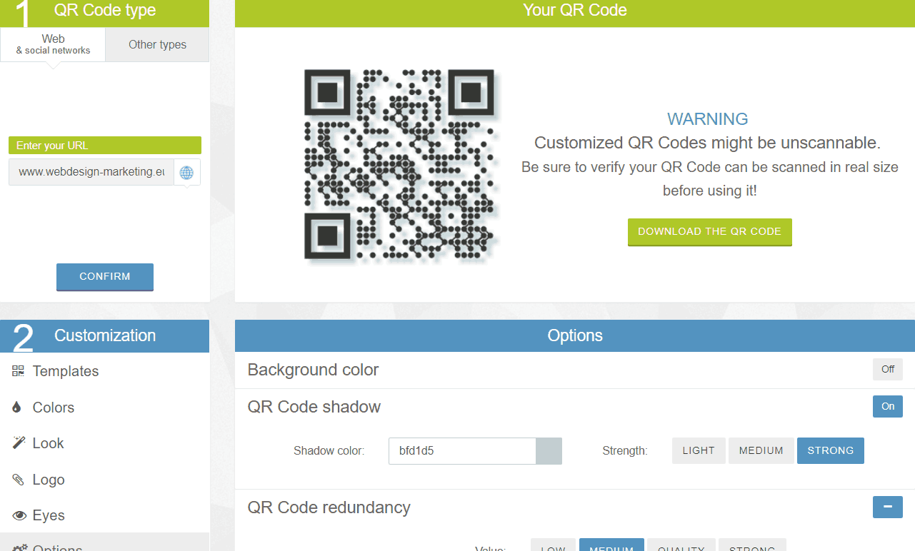 erődök opciós kódjai